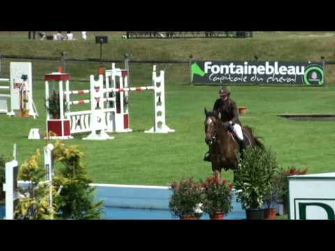 ♥ Charlotte Gastaldi And Khan Des Grez (stallion Sf) video