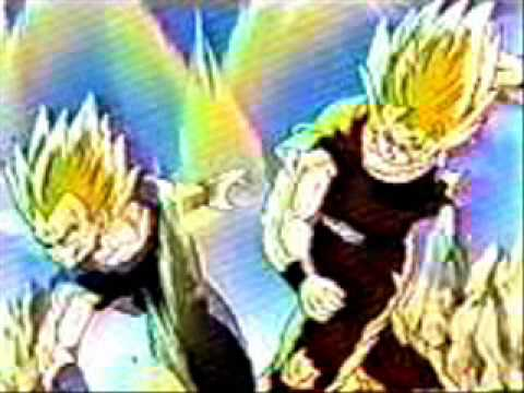 Dragon Ball Z tribute (With Dragon ball z Kai Theme song in...
