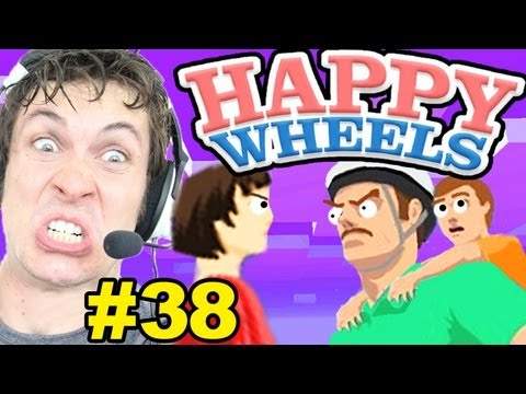 Happy Wheels - I DONT CARE WHAT YOUR MOM THINKS - Part 38