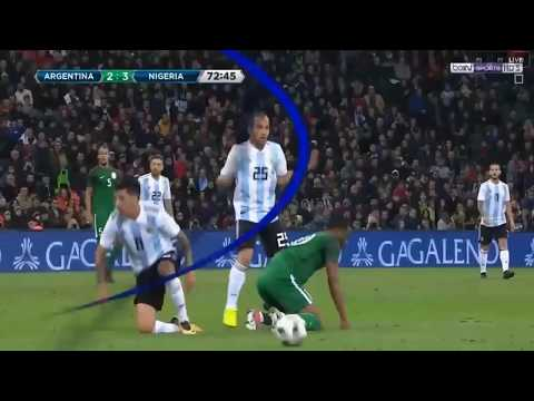 Nigeria vs Argentina (4-2): All goals and highlights