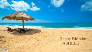 Ashlee  Nature & Naturaleza - Happy Birthday