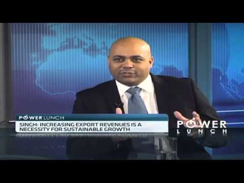 SA Economy Outlook 2015 - CNBC Africa (Saijil Singh) 14/01/2015