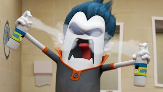 Funny Animated Cartoon | Don't Do This at Home! | Spookiz | Cartoons For Kids | Kids Movies