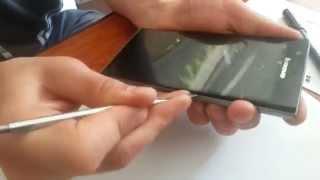 Дисплей Lenovo K900. Замена модуля. Как разобрать Lenovo K900?