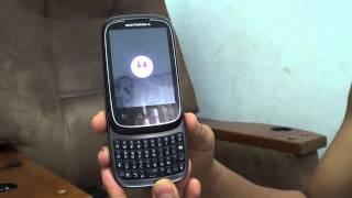 Como fazer hard reset no Motorola XT300 configurações originais
