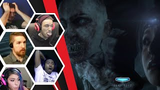 Let's Players Reaction To The Final Don't Move Sequence & Last Decision | Until Dawn