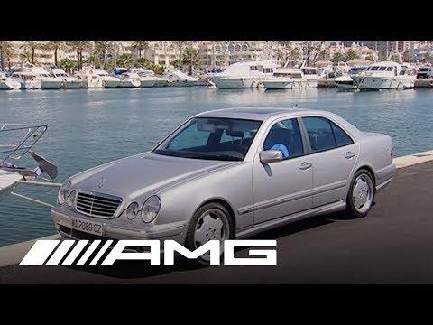 2000 E 55 AMG