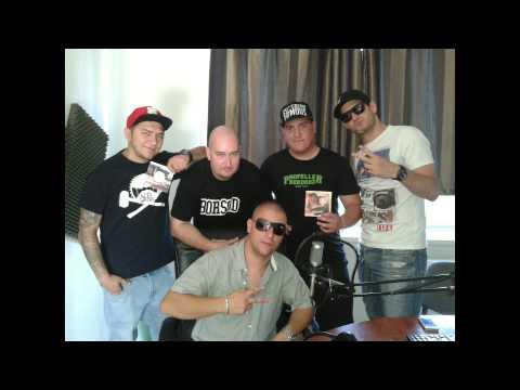 Ghetto Radio 2014 - Propeller Rekordz & Ultimate Chawoke Interjú @ Szinva Rádió Miskolc