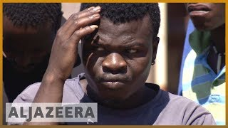 Johannesburg violence: Foreign workers targeted by jobless
