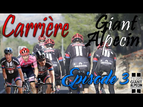 PRO CYCLING MANAGER 2016 | CARRIERE GIANT ALPECIN : EPISODE 3