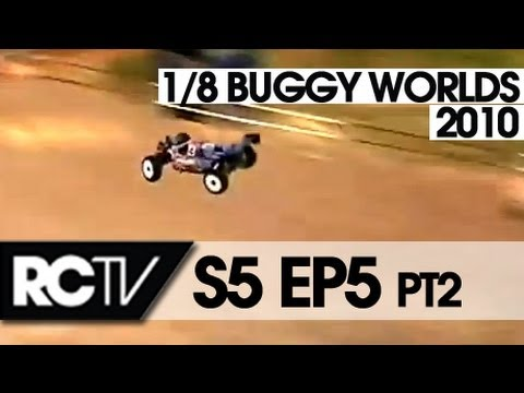 RC Racing S5 Episode 5 - 1/8th Buggy World Finals pt 2