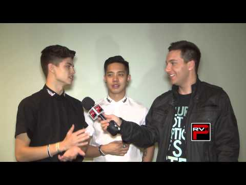 Fan questions with Ian Eastwood & Brian Puspos at WOD LA 2013 Part 1