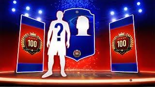 THE BEST RIVALS REWARDS! Division 1 Rank 1 Rewards - FIFA 19 Ultimate Team