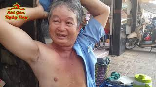 Anh chị Tỷ ở Mỹ về Sài Gòn chơi nói gì mà chú Danh cởi áo?