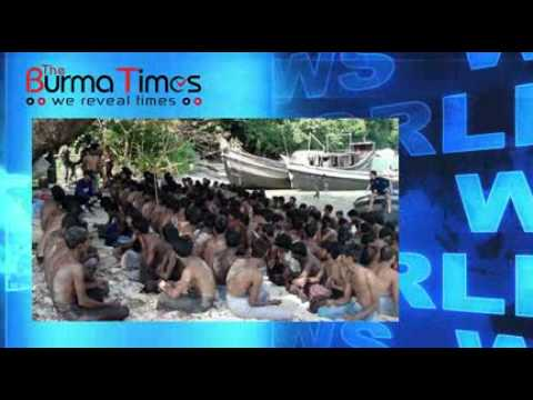 Burma Times TV  Daily News 21.04.2015