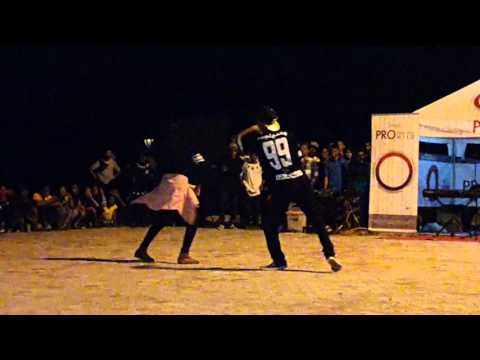 Performance to pmp BHC dancer