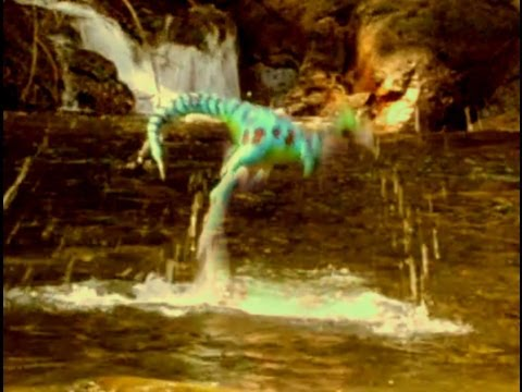 Amazing Footage from the Congo of what could be a baby mokele-mbembe Dinosaur! Footage shot by Abayomi, as one well familiar with the Congo's fauna, he was p...