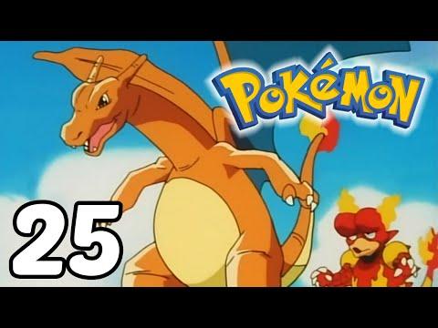 Pokémon Ash Gray #25 - Un Match Enflammé ! video