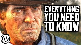 (26.4 MB) Red Dead Redemption 2: New Gameplay Details, Map Size - EVERYTHING You Need to Know Mp3
