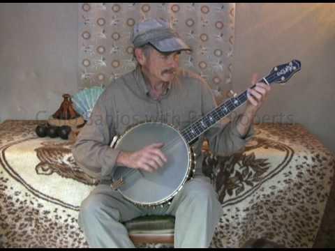 Clawhammer Cello Banjo Hello John D