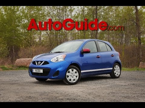 2015 Nissan Micra Review video
