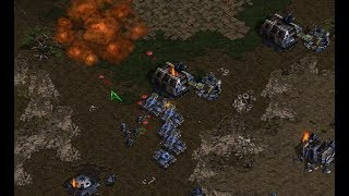 EffOrt (Z) v Flash (T) on Fighting Spirit - StarCraft  - Brood War REMASTERED