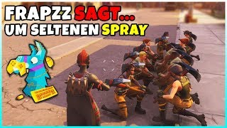 FRAPZZ sagt... um Super Seltenen 200€ Spray #2 - Fortnite