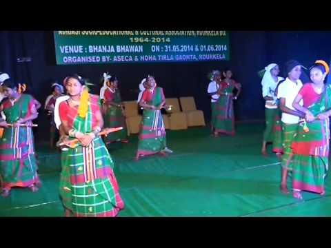 Indo Juring Hijug Aaaa Kada Gupi Gupi (santali Video Song) video