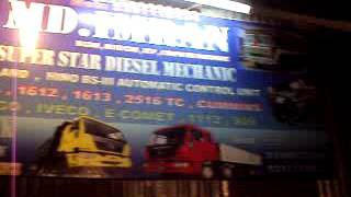 Superstar diesel mechanic Bs4 engines