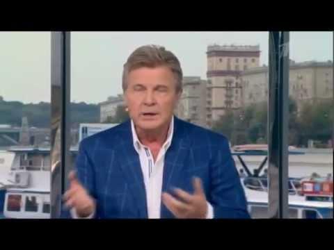 Лев Лещенко о Муслиме Магомаеве. Добрый День 15.8.2014
