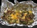 Steak & Potatoe Foil Pack | Steak Dinner | Southern Smoke Boss