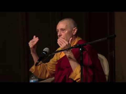 Jetsunma Tenzin Palmo - Atisha's verses on training the mind