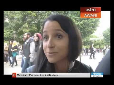 In Focus -  Post-revolution Tunisia and Egypt & Freedom of the media in Tunisia
