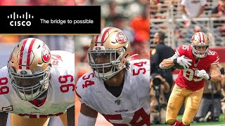 Best 49ers Mic'd Up Moments Weeks 1-3 | 49ers