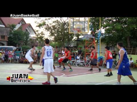 Juan Direction TV5 (Ep. 20) Basketball Liga (Part III)