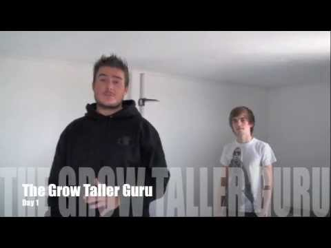 How To Grow Taller Fast - Video Proof