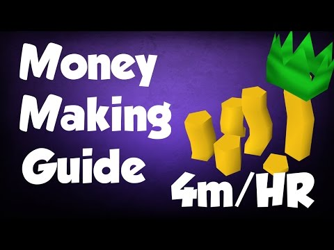 RuneScape 3 P2P EoC Money Making Guide 3-4m+ per hour 2014 Commentary
