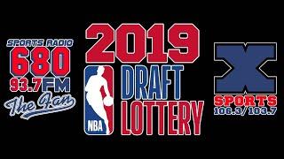 NBA Draft Lottery Show 2019