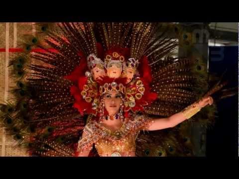 Mi Top: Traje Nacional de Fantasía de Miss Nicaragua 2013