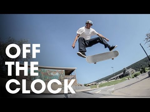 Off The Clock: Tommy Ries and Matthew McCauley
