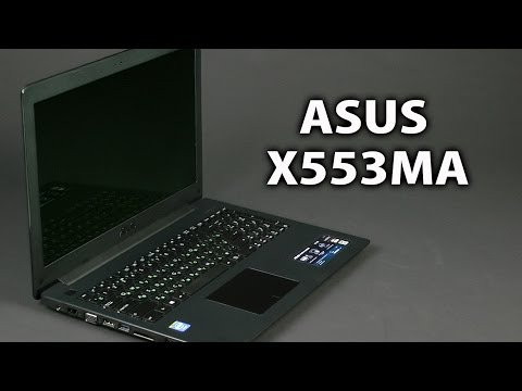 Asus x553ma recovery usb flash