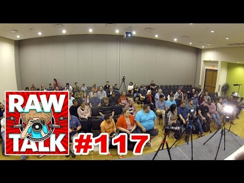 LIVE from USFSP in Florida it's Mobile RAWtalk Episode #117