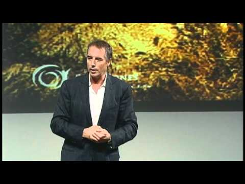 Dan Buettner at The UP Experience 2010