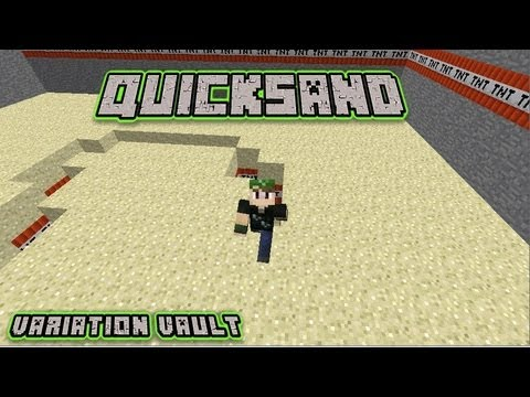 Minecraft Bukkit Plugin - QuickSand - TNT run - Working + download link! (fbtntrun)