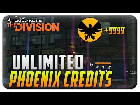 """The Division Glitches: Unlimited Phoenix Credit Farming """"Easy Superior Gear"""" AFTER PATCH"""