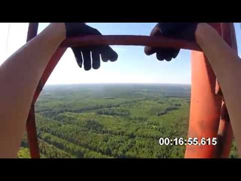 Телевышка в Галиче (350 метров) / Tower in Galich (350 meters)