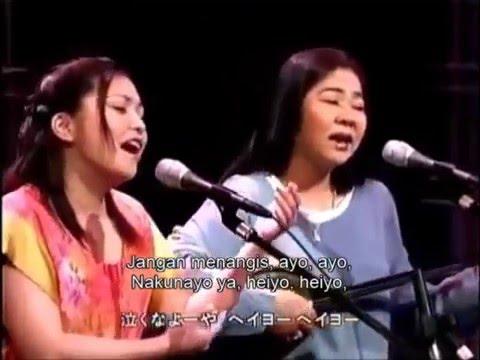 童神 Warabigami (sub Indo)