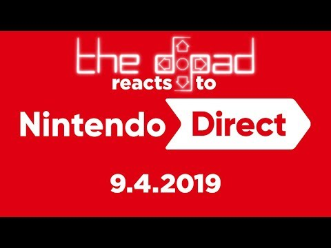 Rick reacts to Nintendo Direct | 9.4.2019