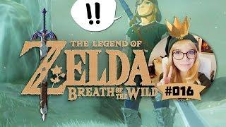 Was ist dort auf dem kältesten Berg?? ★ The Legend of Zelda: BREATH OF THE WILD #016