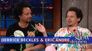 Eric Andre And Derrick Beckles Explain Millennials